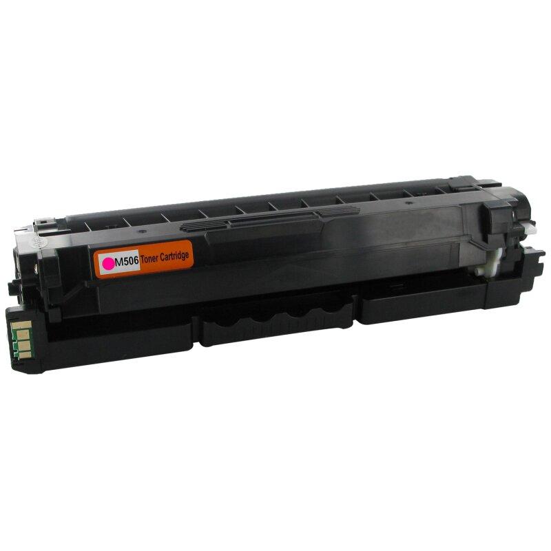 Bubprint Toner magenta kompatibel für Samsung CLP-680 CLP 680
