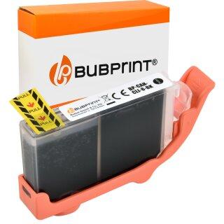 Bubprint Druckerpatrone black kompatibel für Canon CLI-8