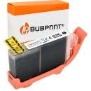 Bubprint Druckerpatrone black kompatibel für Canon...