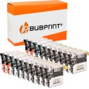Bubprint 20 Druckerpatronen kompatibel für Brother LC985 LC-985
