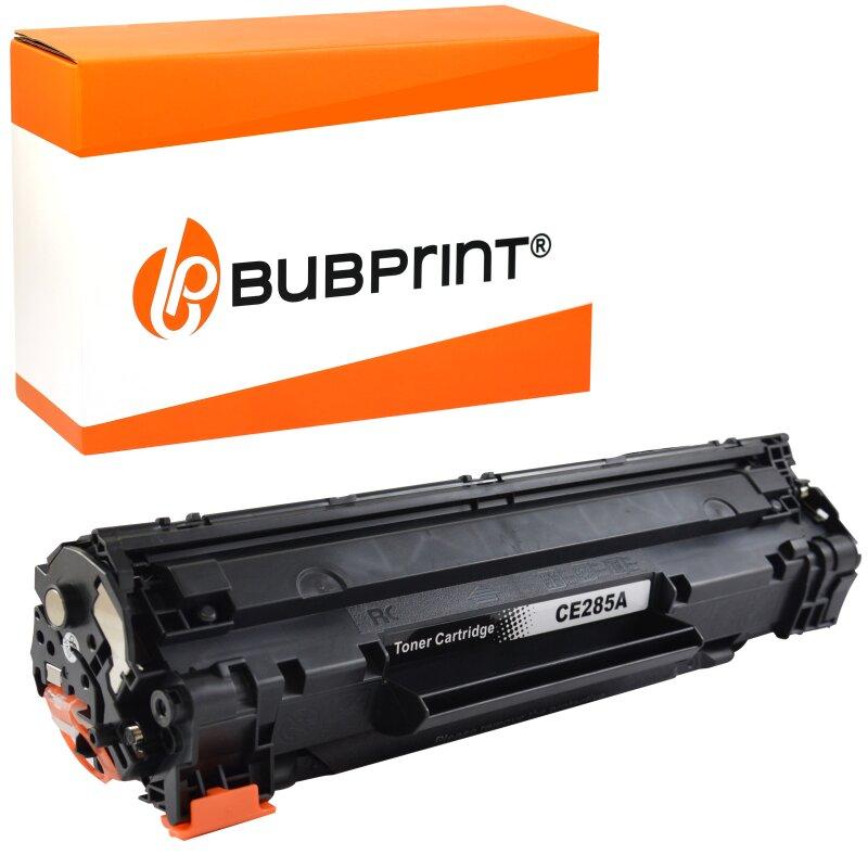 Bubprint Toner black kompatibel für HP CE285A