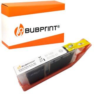 Bubprint Druckerpatrone grey kompatibel für Canon CLI-551 XL mit Chip für Canon Pixma IP 7250 MG 6350 5650 MX 725 925