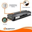 Bubprint Toner Black kompatibel für Samsung ML2955 SCX 4726FN 4728FD 4729FD 4729FW ML 2955ND 2955DW 2955DW