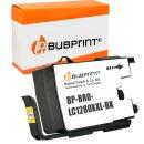 Bubprint Druckerpatrone Black kompatibel für Brother...