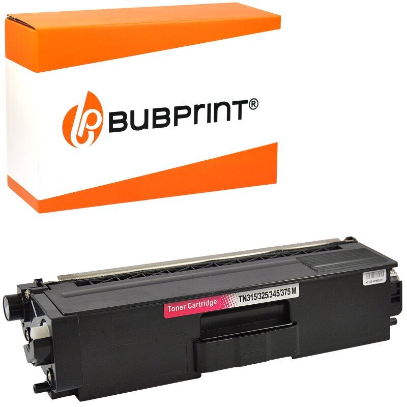 Bubprint Toner Magenta kompatibel für Brother TN-325 TN-320 TN-328