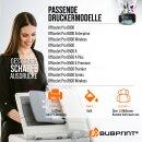Bubprint Druckerpatrone kompatibel für HP 940XL 940 XL Yellow mit Chip und Füllstand