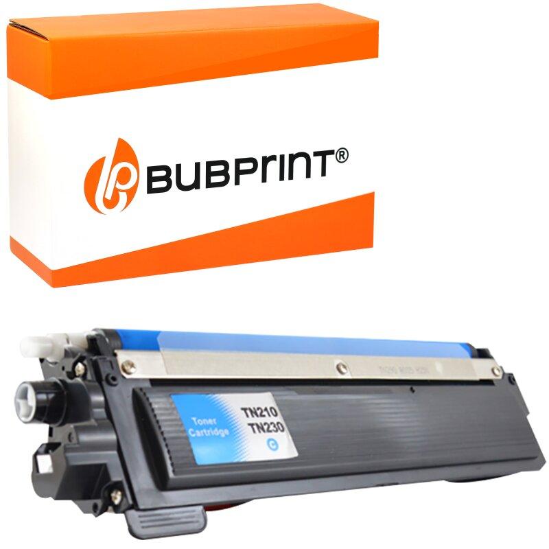 Bubprint Toner cyan kompatibel für Brother TN-230 für Brother DCP-9010CN, HL-3040CN 3070CW, MFC-9120CN 9320CW