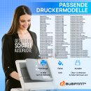 Bubprint Druckerpatrone kompatibel für HP 364 XL Yellow mit Chip und Füllstand Deskjet 3520 Officejet 4620 Photosmart 5520