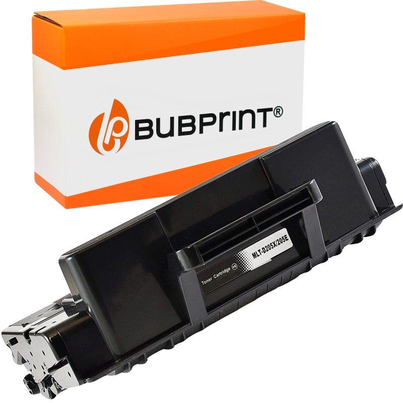 Bubprint Toner Black kompatibel für Samsung ML-3310 ML-3710 SCX-4833 MLT-D205