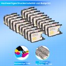 Bubprint 20 Druckerpatronen kompatibel für Brother LC-1220 / LC-1240