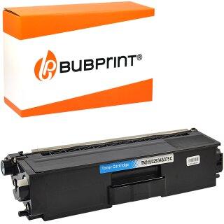Bubprint Toner Cyan kompatibel für Brother TN-325 TN-320 TN-328