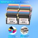 Bubprint 20 Druckerpatronen kompatibel für Brother LC1000 LC970 LC-1000 LC-970