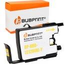 Bubprint Patrone Yellow kompatibel für Brother...