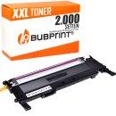 Bubprint Toner magenta kompatibel für Samsung CLP-310