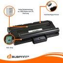 Bubprint Toner Black kompatibel für Samsung SCX4100 SCX-4100 ML-1710