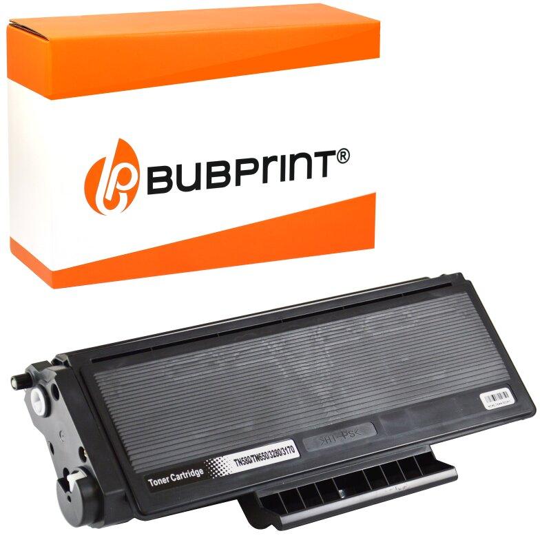 Bubprint Toner Black kompatibel für Brother TN-3170 DCP-8020 HL-3145