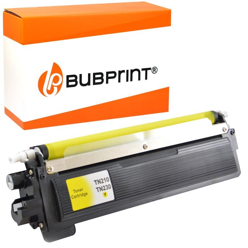 Bubprint Toner yellow kompatibel für Brother TN-230 für Brother DCP-9010CN, HL-3040CN 3070CW, MFC-9120CN 9320CW