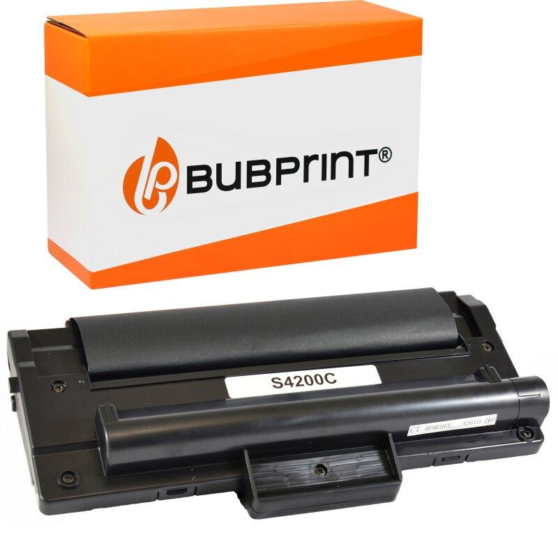 Bubprint Toner Black kompatibel für Samsung SCX4200 SCX-4200