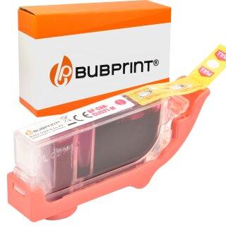 Bubprint Druckerpatrone magenta kompatibel für Canon CLI-521