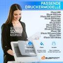 Bubprint 10 Druckerpatronen kompatibel für HP 920 XL 920XL set mit Chip und Füllstand