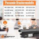 Bubprint Toner black kompatibel für Brother TN-325 TN-320 TN-328