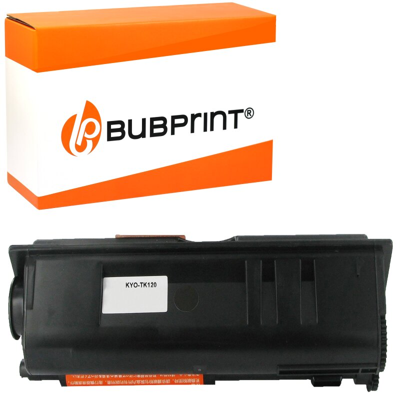 Bubprint Toner kompatibel für Kyocera TK-120 TK120 Black