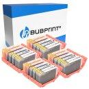 Bubprint 20 Druckerpatronen kompatibel für Canon...