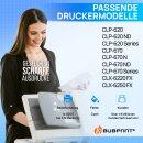 Bubprint Toner Cyan kompatibel für Samsung CLP-620...
