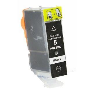Bubprint Druckerpatrone black kompatibel für Canon PGI-5