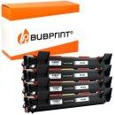 Bubprint 4 Toner XXL kompatibel für Brother TN-1050...