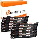 Bubprint 10 Toner XXL kompatibel für Brother TN-1050...