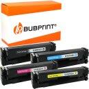 Bubprint 4 Toner kompatibel für HP HP CF400X-403X...