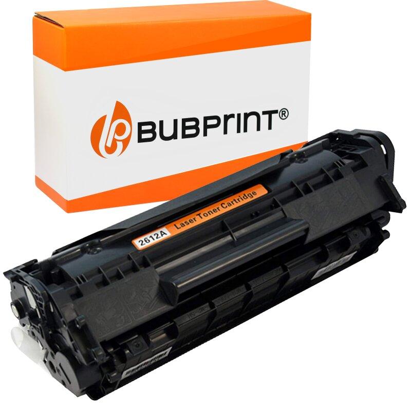 Bubprint Toner black kompatibel für Canon FX-10