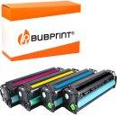 Bubprint 4 Toner kompatibel für HP CF210X CF211A...