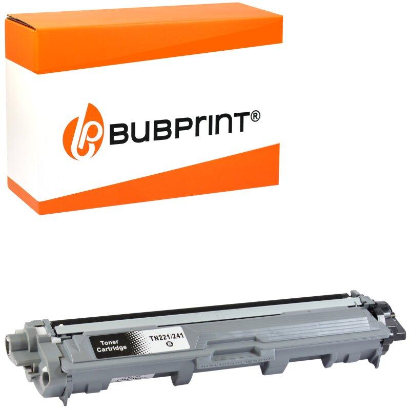 Bubprint Toner black kompatibel für Brother TN-241 TN-245 Brother DCP-9020 CDW HL-3170 CDW 3140 CW MFC-9330 CDW 9340 CDW 9130 CW 9140 CDN