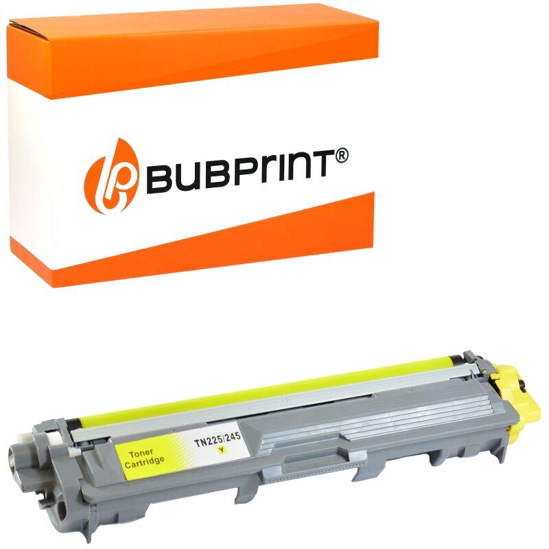 Bubprint Toner yellow kompatibel für Brother TN-245 TN-241 Brother DCP-9020 CDW HL-3170 CDW 3140 CW MFC-9330 CDW 9340 CDW 9130 CW 9140 CDN