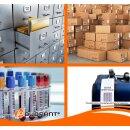 Bubprint Etiketten kompatibel für Dymo 11353 S0722530 25x13mm, weiss