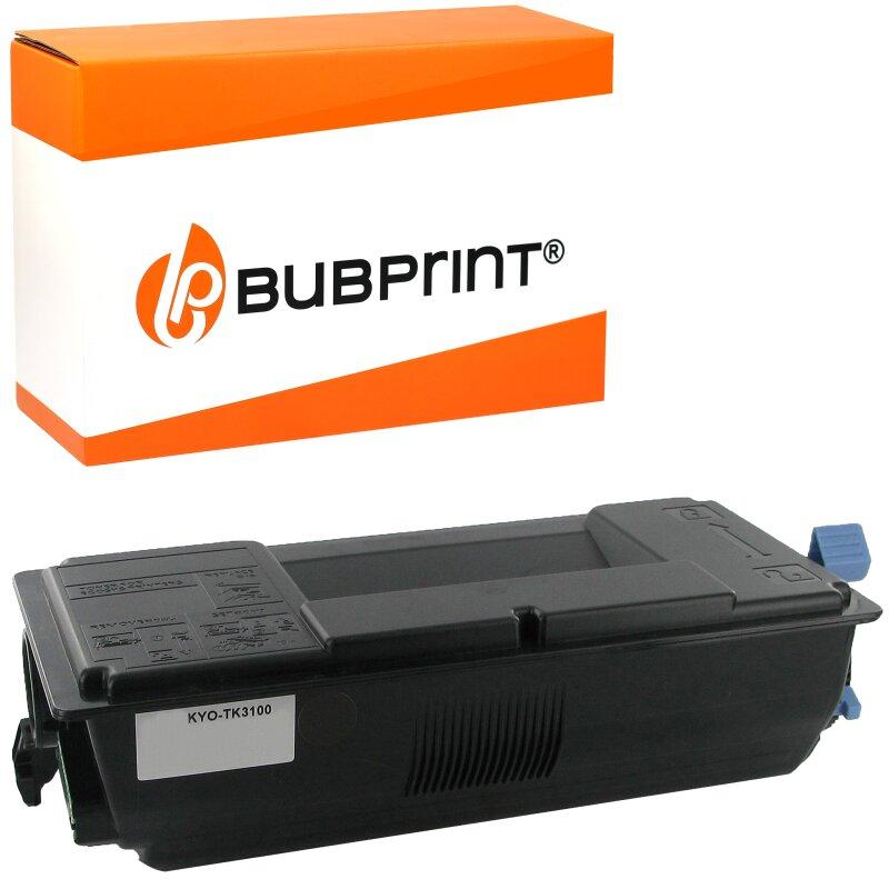 Bubprint Toner Black kompatibel für Kyocera TK-3100 TK3100