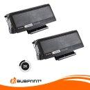 Bubprint 2x Toner kompatibel für Brother TN-3280 black DCP-802 HL-1600