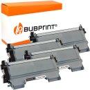 Bubprint 4x Toner (5.200 S) kompatibel für Brother...
