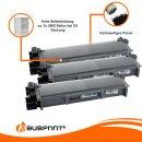 Bubprint 3 Toner black kompatibel für Brother TN-2320 TN-2310
