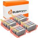 Bubprint 20 Druckerpatronen kompatibel für HP 364 XL...