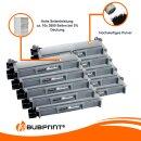 Bubprint 10 Toner black kompatibel für Brother TN-2320 TN-2310