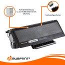 Bubprint 2x Toner kompatibel für Brother TN-3170 black DCP-8020 HL-3145
