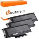 Bubprint 3x Toner kompatibel für Brother TN-3170...