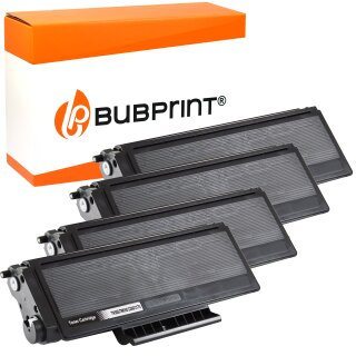 4x Toner kompatibel für Brother TN-3170 black DCP-8020 HL-3145