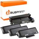 Bubprint 3x Toner kompatibel für Brother TN-3280 XXL...