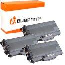 Bubprint 3x Toner kompatibel für Brother TN-2120 UHC...