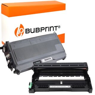 Toner kompatibel für Brother TN-2120 UHC (5.200 S.) black & Drum DR-2100 DCP-7030 HL-2170