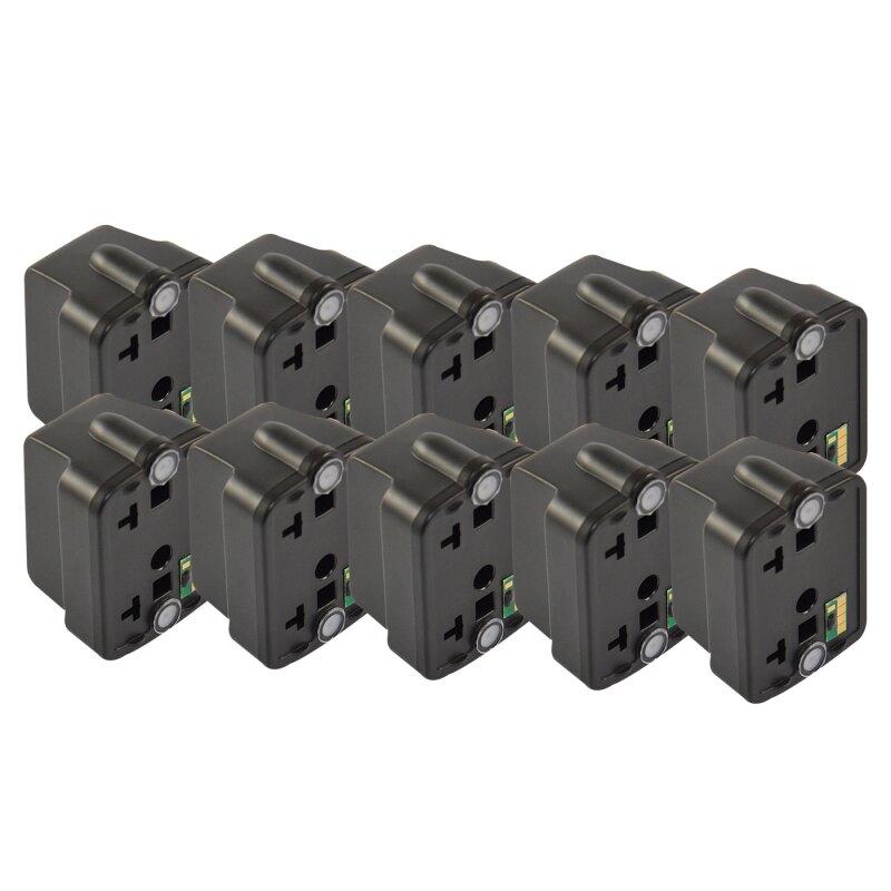 Bubprint 10 Druckerpatrone kompatibel für HP 363 Black